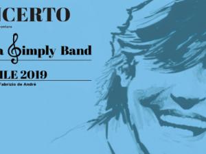 Concerto tributo a De André di Verona Simply Band