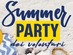 Summer Party dei Volontari 2019